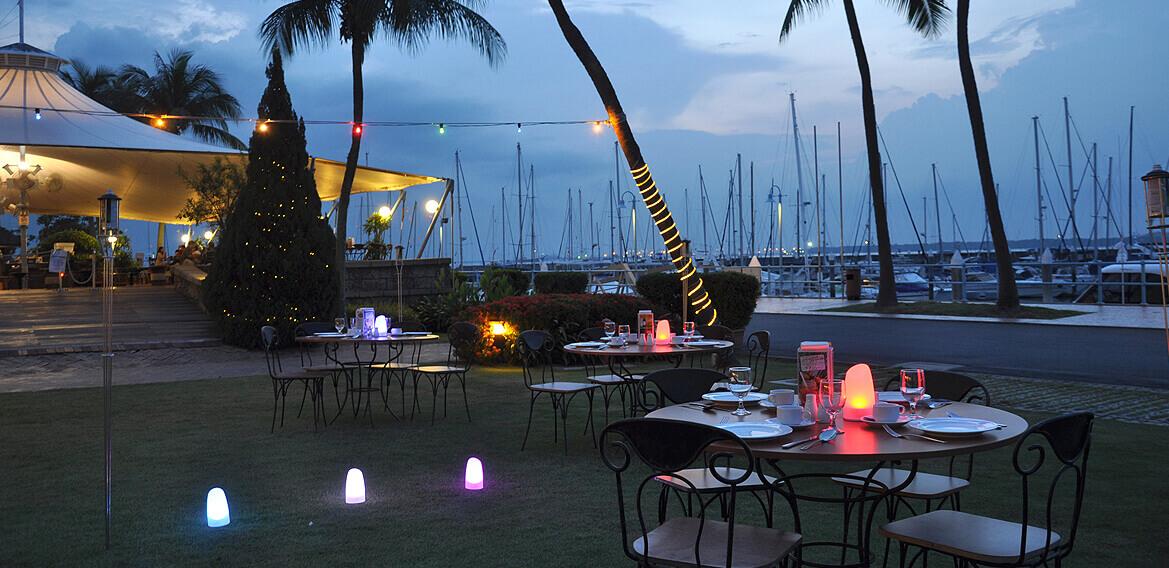 Raffles Marina