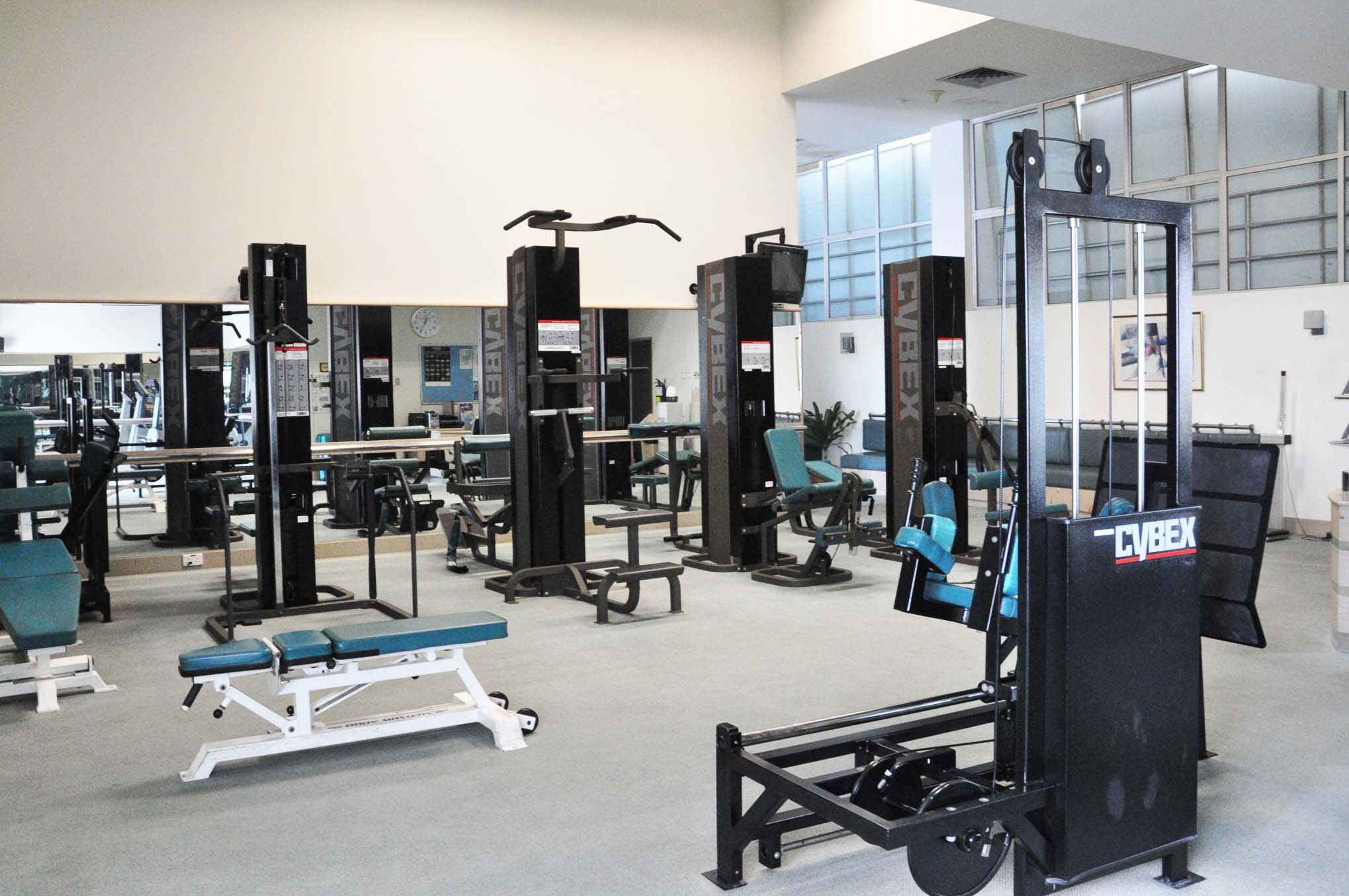 Gym Club Facilities