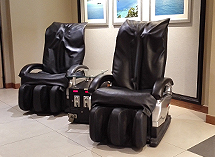 MassageChairs Club Facilities
