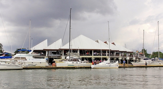 The Royal Selangor Yacht Club