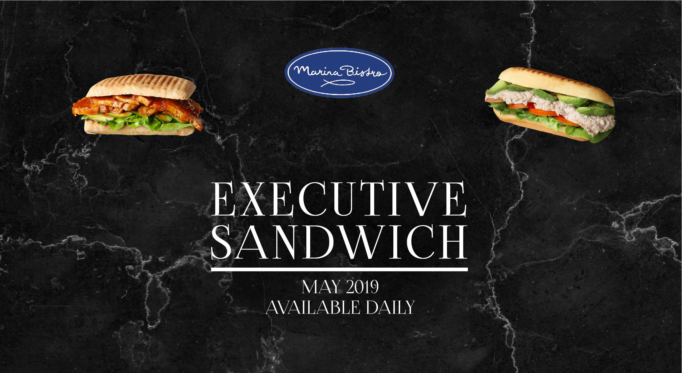 Executive Sandwich, May